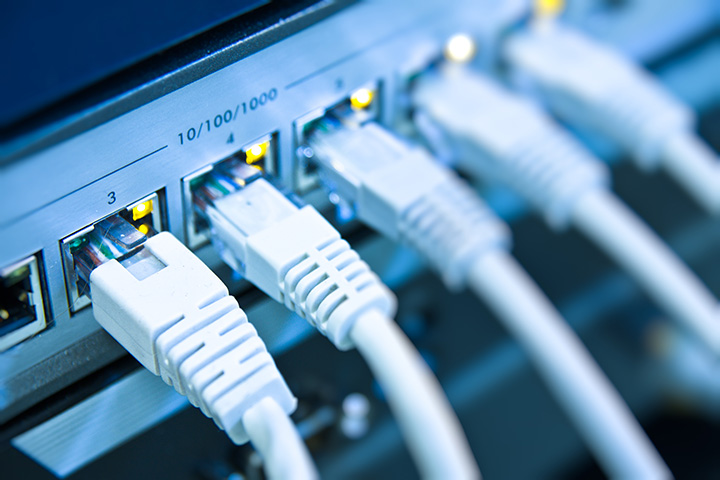 DSL internet cables
