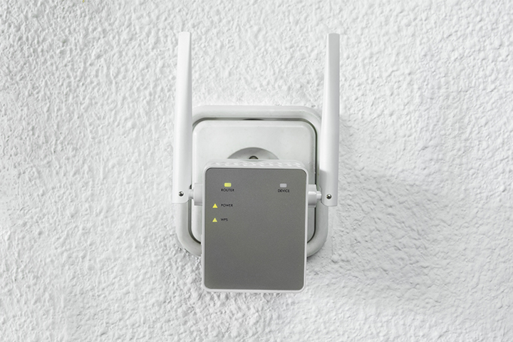 WiFi extenders help bring internet connection to all corners of your house