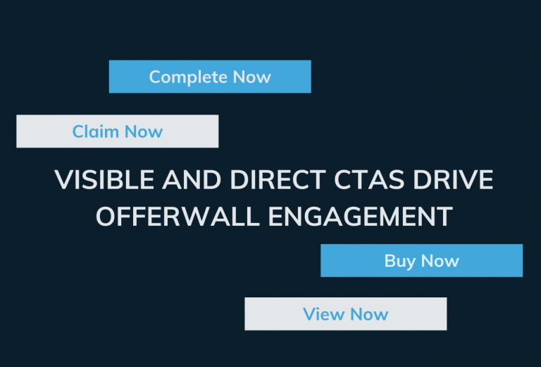 offerwall CTAs
