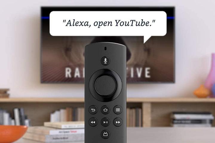 The Amazon Fire TV Stick Lite