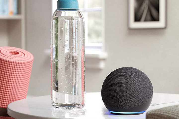 Amazon Echo Dot 4th Gen smart-home hub
